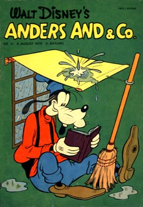 Anders And & Co. nr.  31 - 1959 (lille)