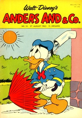 Anders And & Co. nr.  35 - 1963 (lille)
