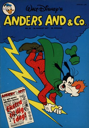 Anders And & Co. nr.  35 - 1977 (lille)
