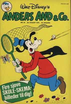 Anders And & Co. nr.  35 - 1978 (lille)