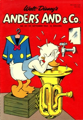 Anders And & Co. nr.  39 - 1964 (lille)