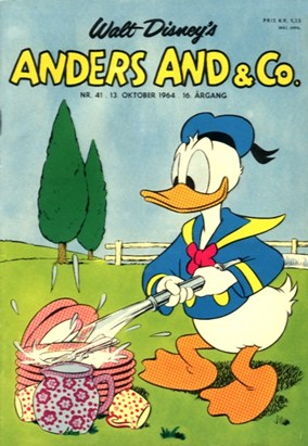 Anders And & Co. nr.  41 - 1964 (lille)
