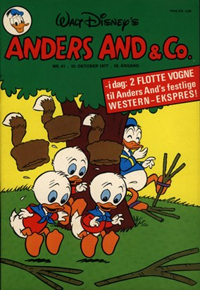 Anders And & Co. nr.  41 - 1977 (lille)