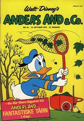 Anders And & Co. nr.  42 - 1975 (lille)