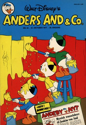 Anders And & Co. nr.  44 - 1977 (lille)