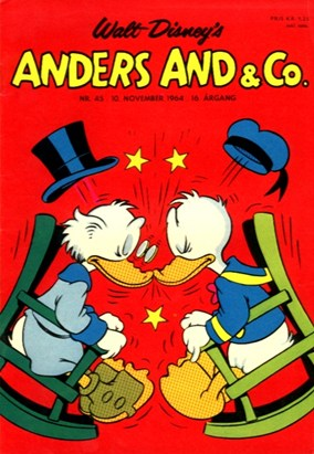 Anders And & Co. nr.  45 - 1964 (lille)