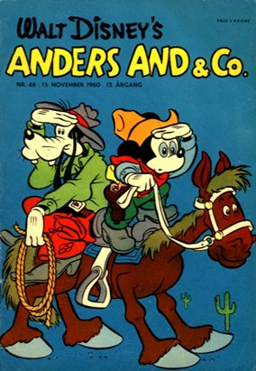 Anders And & Co. nr.  46 - 1960 (lille)
