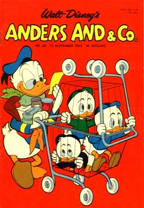 Anders And & Co. nr.  46 - 1962 (lille)