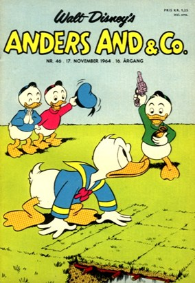 Anders And & Co. nr.  46 - 1964 (lille)