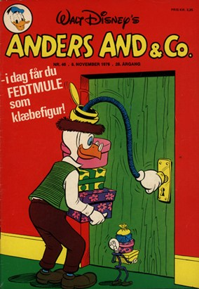 Anders And & Co. nr.  46 - 1976 (lille)