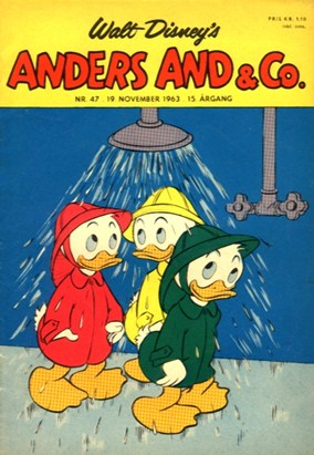Anders And & Co. nr.  47 - 1963 (lille)