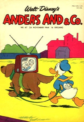 Anders And & Co. nr.  47 - 1964 (lille)