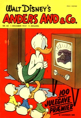 Anders And & Co. nr.  48 - 1959 (lille)