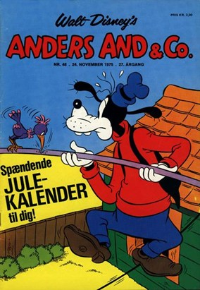 Anders And & Co. nr.  48 - 1975 (lille)
