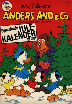 Anders And & Co. nr.  48 - 1976 (lille)