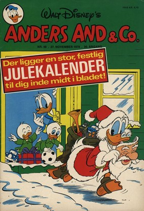 Anders And & Co. nr.  48 - 1978 (lille)