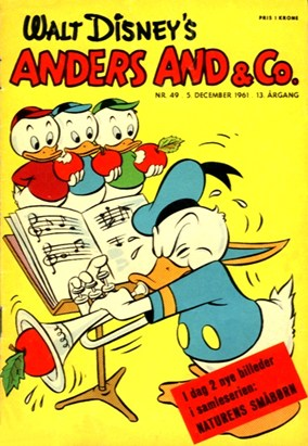 Anders And & Co. nr.  49 - 1961 (lille)