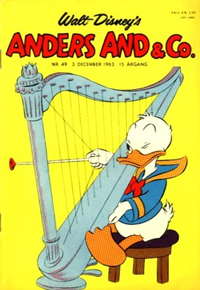Anders And & Co. nr.  49 - 1963 (lille)