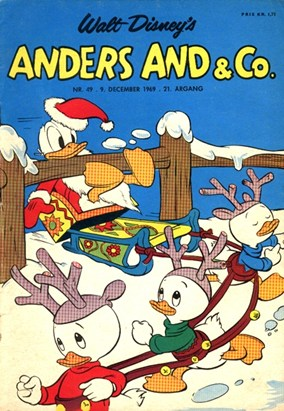 Anders And & Co. nr.  49 - 1969 (lille)
