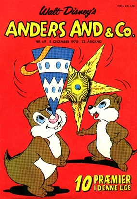Anders And & Co. nr.  49 - 1970 (lille)