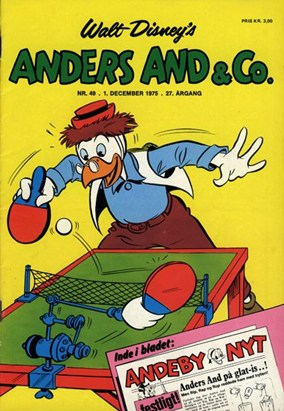 Anders And & Co. nr.  49 - 1975 (lille)