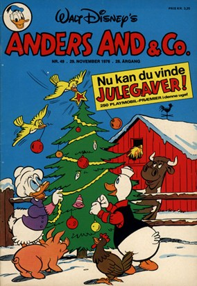 Anders And & Co. nr.  49 - 1976 (lille)