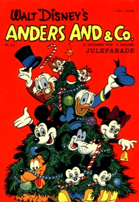 Anders And & Co. nr.  50 - 1959 (lille)