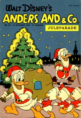 Anders And & Co. nr.  50 - 1960 (lille)