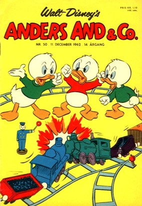 Anders And & Co. nr.  50 - 1962 (lille)