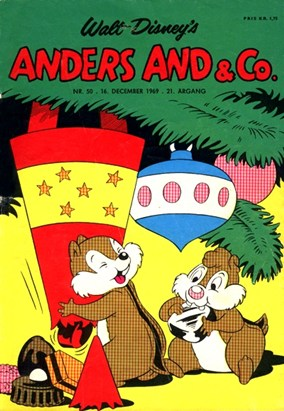 Anders And & Co. nr.  50 - 1969 (lille)