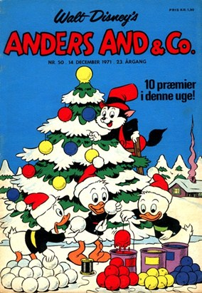 Anders And & Co. nr.  50 - 1971 (lille)