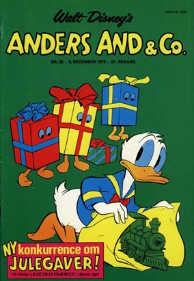 Anders And & Co. nr.  50 - 1975 (lille)