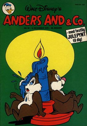 Anders And & Co. nr.  50 - 1976 (lille)