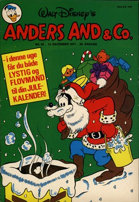 Anders And & Co. nr.  50 - 1977 (lille)