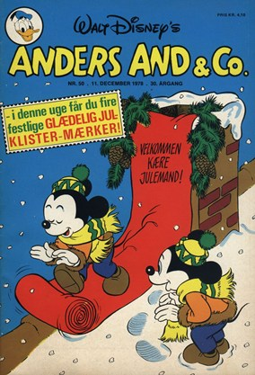 Anders And & Co. nr.  50 - 1978 (lille)