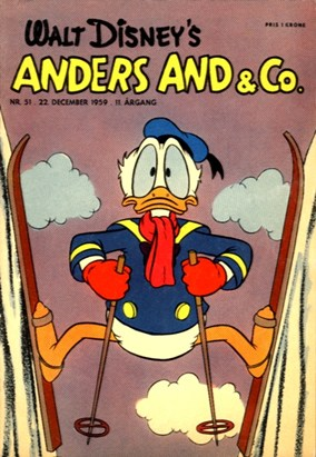 Anders And & Co. nr.  51 - 1959 (lille)