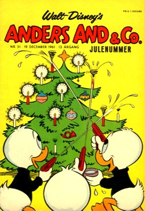 Anders And & Co. nr.  51 - 1961 (lille)