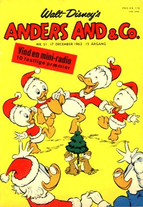 Anders And & Co. nr.  51 - 1963 (lille)