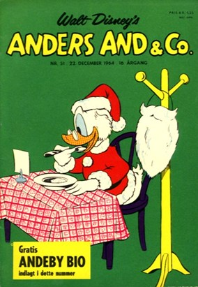 Anders And & Co. nr.  51 - 1964 (lille)