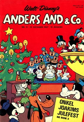Anders And & Co. nr.  51 - 1967 (lille)