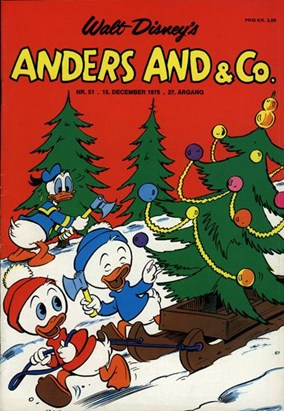 Anders And & Co. nr.  51 - 1975 (lille)