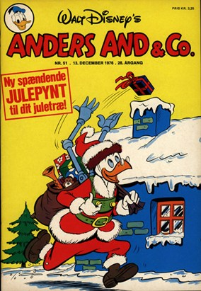 Anders And & Co. nr.  51 - 1976 (lille)