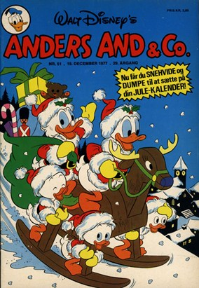 Anders And & Co. nr.  51 - 1977 (lille)