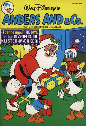 Anders And & Co. nr.  51 - 1978 (lille)