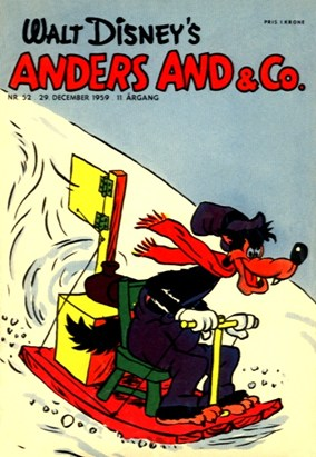 Anders And & Co. nr.  52 - 1959 (lille)