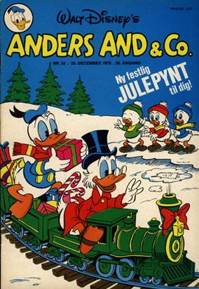Anders And & Co. nr.  52 - 1976 (lille)