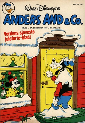 Anders And & Co. nr.  52 - 1977 (lille)