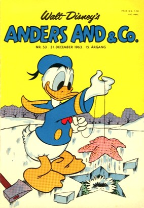 Anders And & Co. nr.  53 - 1963 (lille)