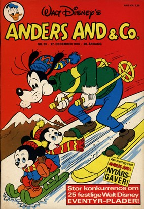 Anders And & Co. nr.  53 - 1976 (lille)