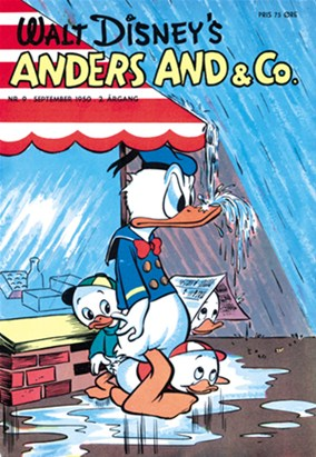 Anders And & Co. nr.  9 - 1950 (lille)